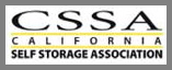 California Self Storage Association Logo